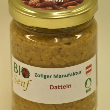 Zofiger Bio-Senf Dattel